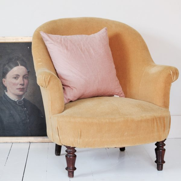 Vintage french armchair