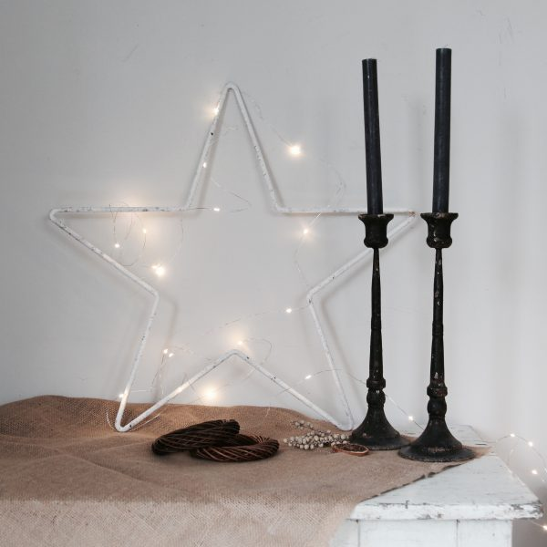 Wrought iron star