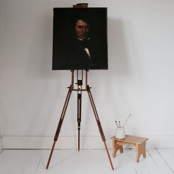 Fully adjustable artist's travelling easel