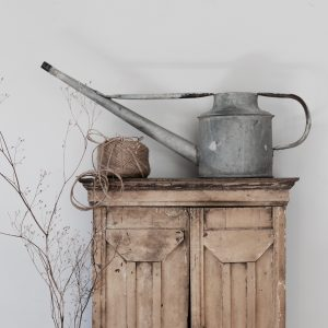 Pretty vintage long reach watering can