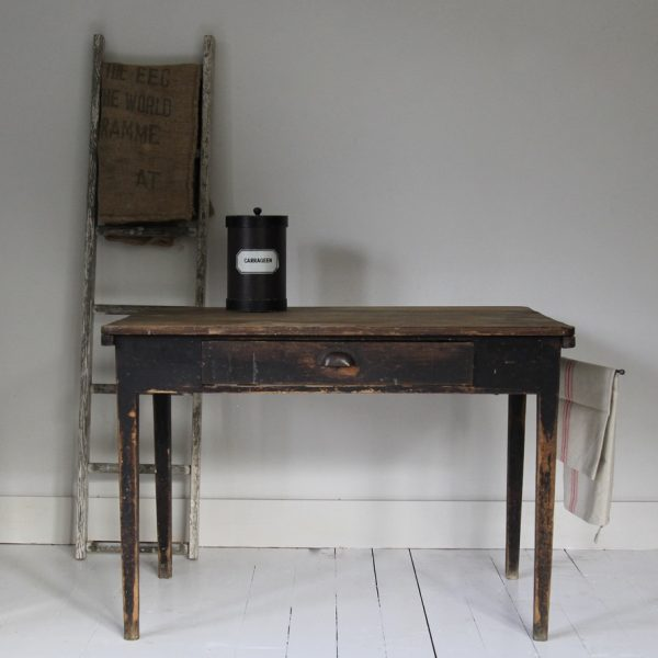 Victorian kitchen prep table