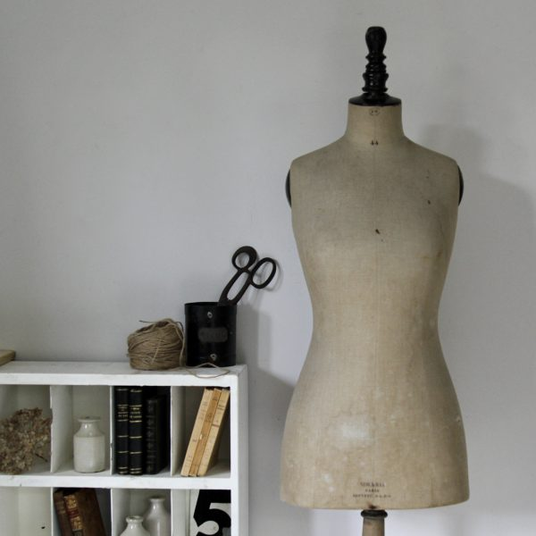 French Stockman tailor's mannequin