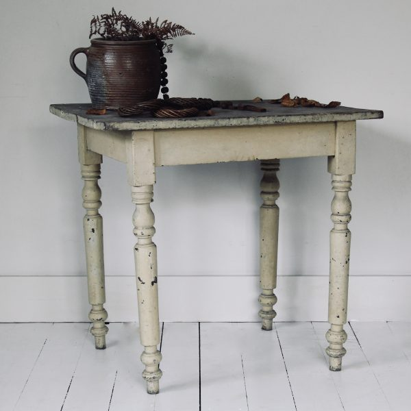 small 19th century French table