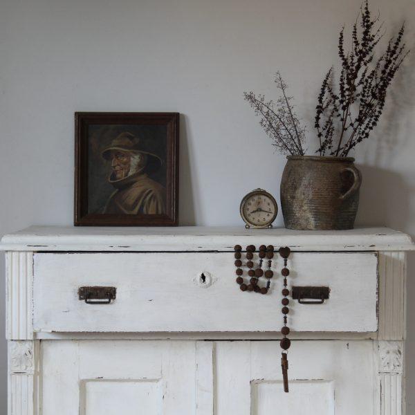 Turn of the century Hungarian cupboard