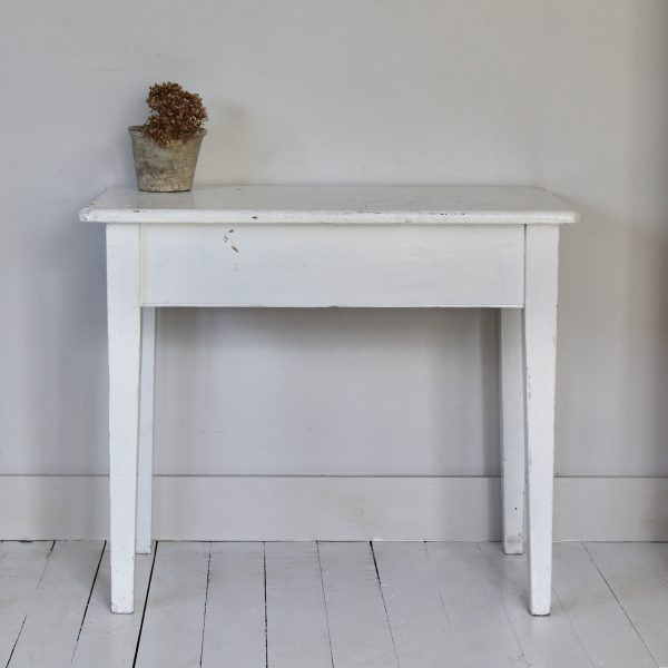 Attractive turn of the century table