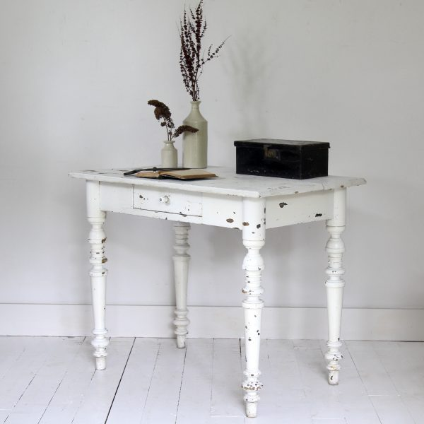 Early 20th century table, original paint