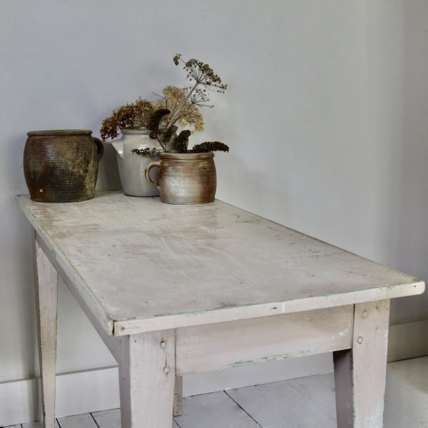 Late 19th century French table