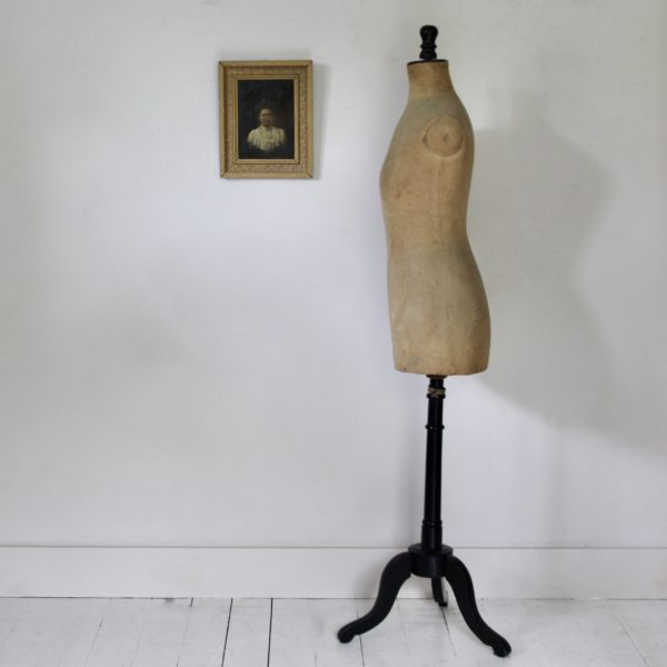 Early 20th century tailor's mannequin